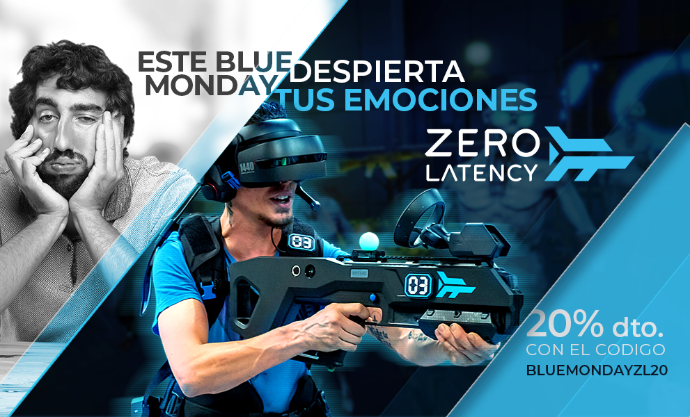 BLUE MONDAY EN ZERO LATENCY