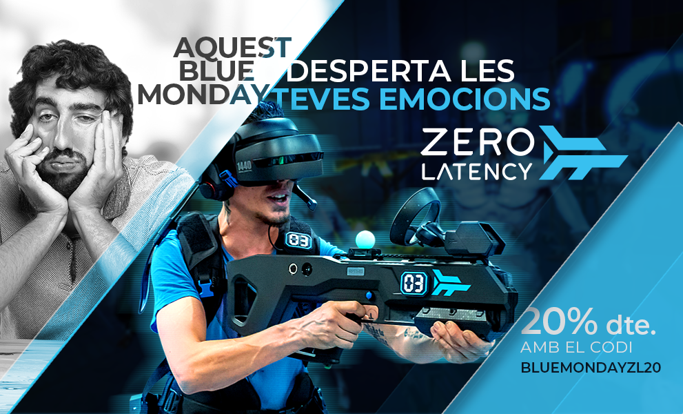 BLUE MONDAY A ZERO LATENCY